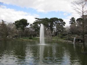 Ботанический сад в Мадриде-21