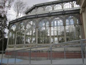 Ботанический сад в Мадриде-22