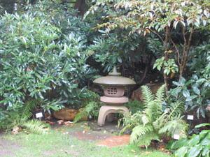 Японский сад Пражского Ботанического сада-2
